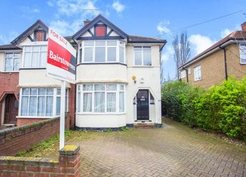 Thumbnail 3 bed semi-detached house for sale in Winchester Avenue, Kingsbury, London, Na