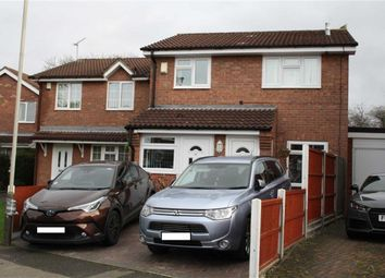 Thumbnail 4 bed detached house for sale in Swallowdale Drive, Leicester