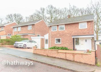 Thumbnail 3 bed detached house for sale in Garw Wood Drive, Croesyceiliog, Cwmbran