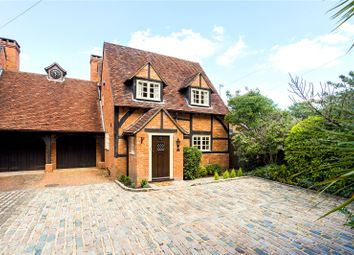 Thumbnail 4 bed semi-detached house for sale in Crown Cottages, Crown Lane, Virginia Water, Surrey