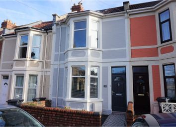 Thumbnail 3 bed terraced house for sale in Chessel Street, The Chessels