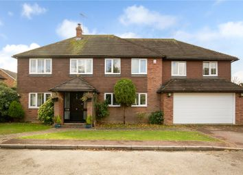 5 bed detached house for sale in St Georges Gardens, Kings Road, Horsham, West Sussex RH13