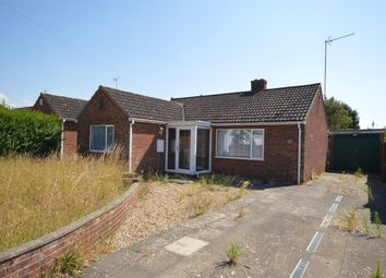 Thumbnail 2 bed detached bungalow for sale in Station Road, Dersingham, King's Lynn