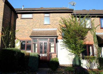 Thumbnail 2 bed terraced house to rent in Wildcroft Drive, North Holmwood, Dorking