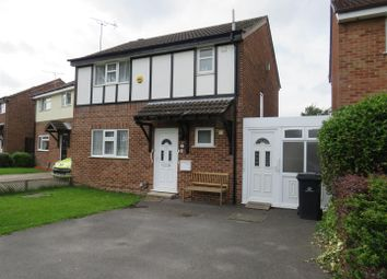 Thumbnail 3 bed detached house to rent in Jedburgh Close, Sinfin, Derby