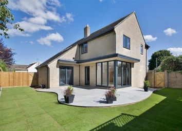 Thumbnail 4 bed detached house for sale in Woodstock Road, Stonesfield, Oxfordshire