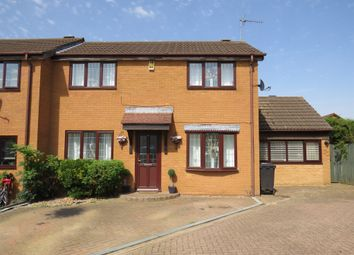 Thumbnail 4 bed semi-detached house for sale in Rudge Mews, Duston, Northampton