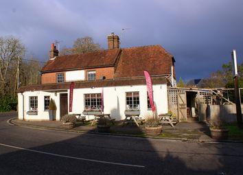 Thumbnail Pub/bar for sale in The Street, Framfield