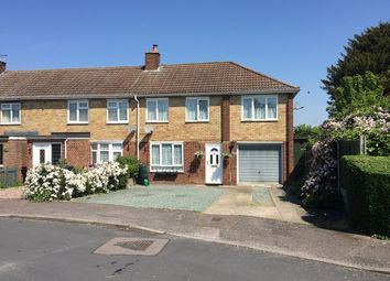 Thumbnail 4 bed end terrace house for sale in Elm Walk, Royston, Royston