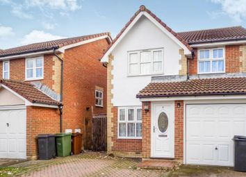 3 bed detached house for sale in Quebec Close, Eastbourne BN23