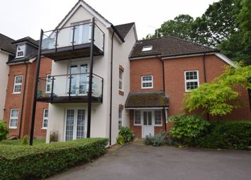 Thumbnail 2 bed flat for sale in The Coppice, Church Crookham, Fleet
