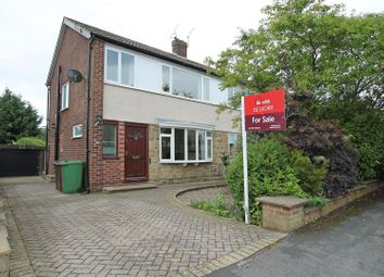 Thumbnail 3 bed semi-detached house for sale in St. Richards Road, Otley