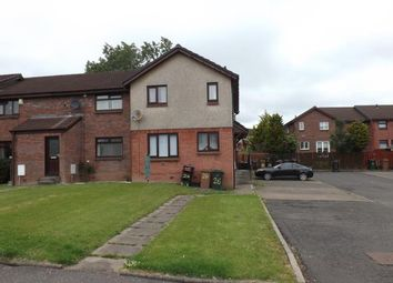 Thumbnail 1 bed end terrace house to rent in Dungavel Road, Kilmarnock