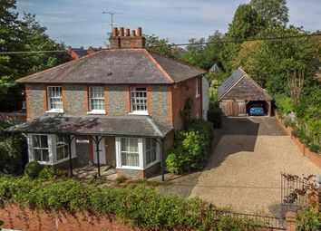 Thumbnail 5 bed detached house for sale in Reading Road, Wallingford