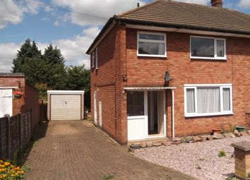 Thumbnail 3 bed semi-detached house to rent in Springdale Road, Thurmaston, Leicester