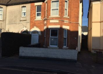 Thumbnail 1 bed flat to rent in Warwick Road, Boscombe, Bournemouth