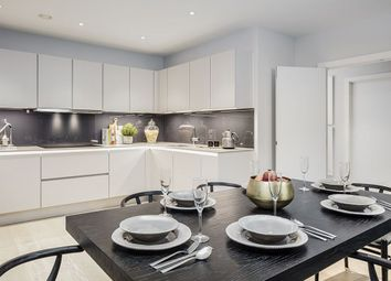 "Thumbnail 1 bed flat for sale in ""Mondrian House"" at Kidderpore Avenue, London"