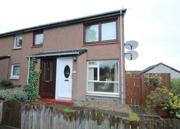 Thumbnail 2 bed flat for sale in Spottiswoode Gardens, Mid Calder, Livingston