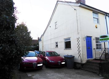 Thumbnail 2 bedroom semi-detached house for sale in Prospect Place, Leiston, Suffolk