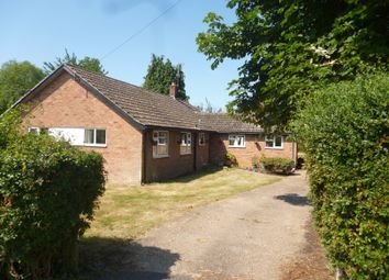 Thumbnail 4 bed detached house to rent in St. Neots Road, Dry Drayton, Cambridge