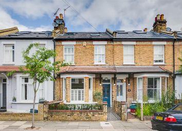 Thumbnail 3 bed terraced house for sale in Binns Road, London