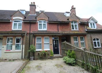 3 bed terraced house for sale in Station Cottages, Bishops Lane, Cranbrook, Kent TN17