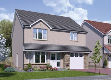 Thumbnail 4 bedroom detached house for sale in The Cuillin, Rigghouse Road, Whitburn, West Lothian