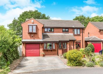 Thumbnail 5 bedroom detached house for sale in Wayland Close, Leeds