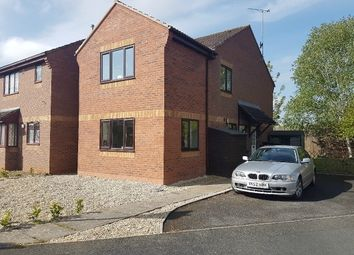 Thumbnail 2 bed end terrace house to rent in Regent Gardens, Hereford