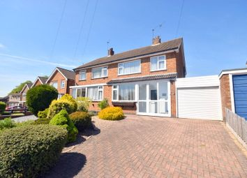 Thumbnail Semi-detached house for sale in Ribble Drive, Barrow Upon Soar, Loughborough