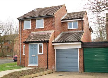 Thumbnail 3 bedroom detached house for sale in Bleasdale, Heelands, Milton Keynes