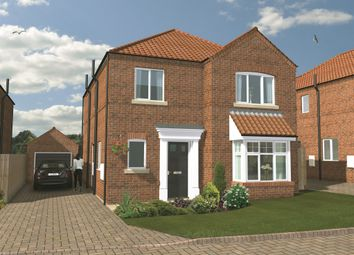 Thumbnail 4 bedroom detached house for sale in Greenfields, Easton Road, Bridlington