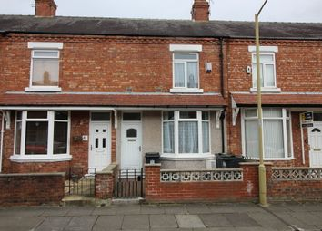 Thumbnail 2 bed terraced house to rent in Coniston Street, Darlington