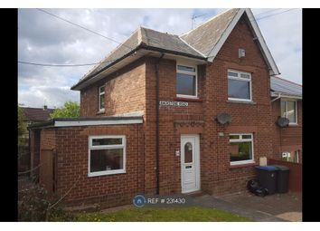 Thumbnail 4 bed semi-detached house to rent in Backstone Road, Consett