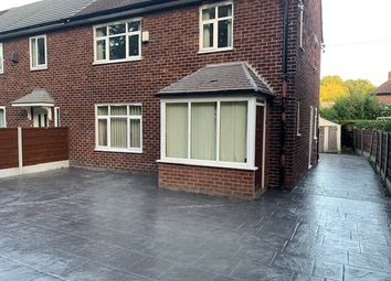 Thumbnail 3 bedroom semi-detached house to rent in Blackcarr Road, Manchester