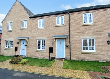 Thumbnail 2 bed terraced house for sale in Wheatsheaf Way, Waterbeach, Cambridge