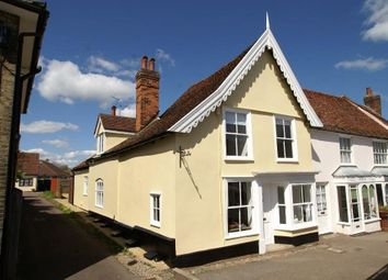 Thumbnail 3 bed end terrace house for sale in High Street, Lavenham, Sudbury