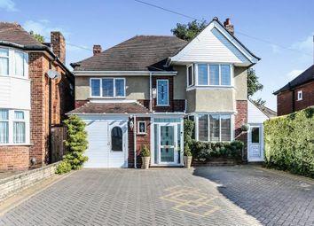 4 bed detached house for sale in Hazelhurst Road, Castle Bromwich, Birmingham, West Midlands B36