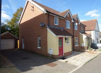 Thumbnail 3 bedroom property to rent in Czarina Rise, Basildon