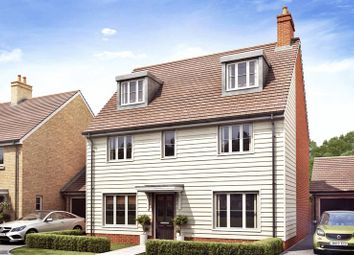 Thumbnail 5 bed detached house for sale in Ribble Mead, Biggleswade