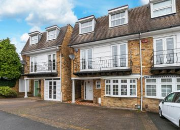 Thumbnail 4 bed town house for sale in Somerset Close, Woodford Green