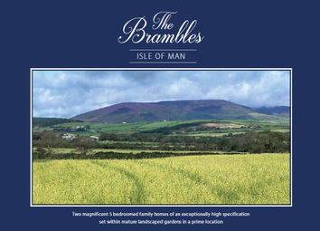 Thumbnail Land for sale in Plot 2 The Brambles, East, Union Mills, Isle Of Man