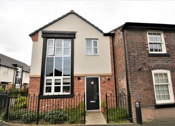 Thumbnail 3 bedroom town house to rent in China Lane, Nr Stockton Heath, Warrington