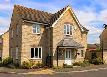 Thumbnail 4 bed detached house for sale in Coltsfoot Drive, Bourne