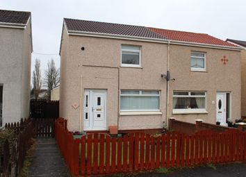 Thumbnail 2 bed semi-detached house for sale in Gillbank Lane, Larkhall