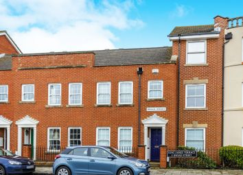 Thumbnail 3 bed town house to rent in King James Terrace, Broad Street, Old Portsmouth