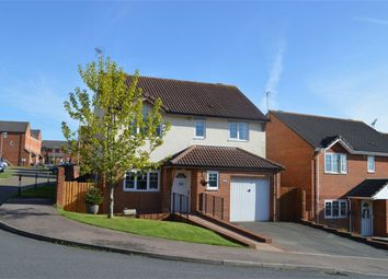 Thumbnail 4 bed detached house for sale in 33 Chaucer Rise, Exmouth, Devon