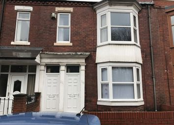 Thumbnail 3 bedroom flat to rent in South Eldon Street, South Shields
