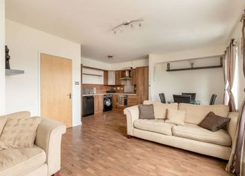 Thumbnail 2 bed flat for sale in 10/3 New Mart Place, Chesser
