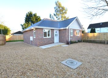 Thumbnail 2 bed detached bungalow for sale in Hadow Road, Kinson, Bournemouth